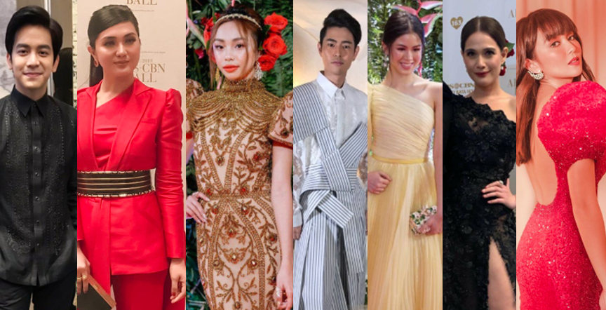 PHOTOS: Show stoppers at the ABS-CBN Ball 2019