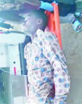 igbo trader attempts suicide lagos