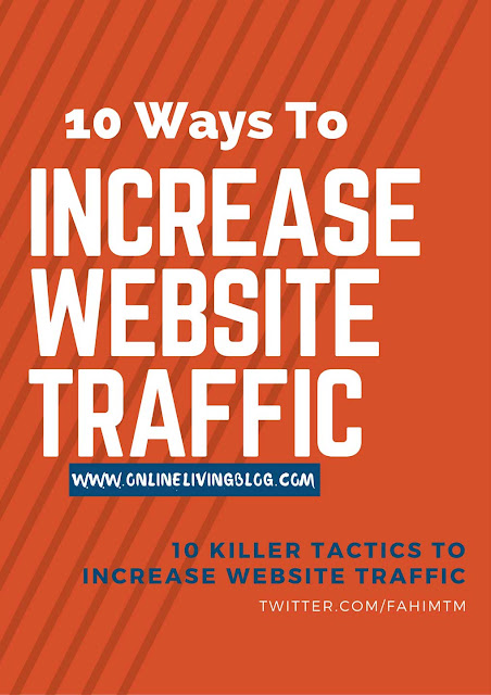 10 Simple and Effective Ways to Increase Your Blog Traffic