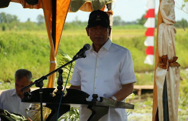 Wiranto Apresiasi Stabilitas Hubungan Sosial di Merauke