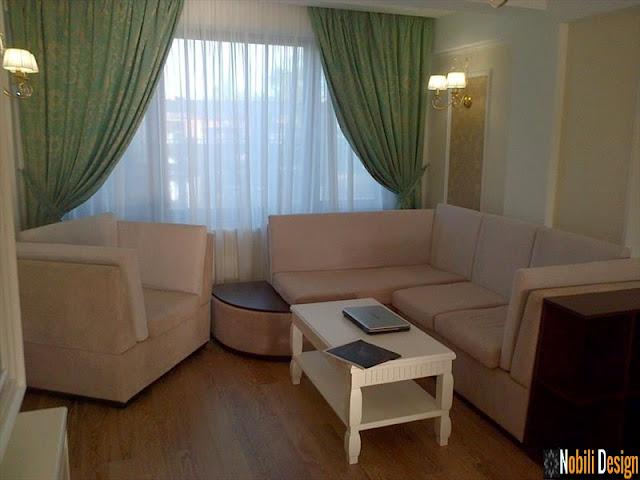 Design interior living stil clasic Brasov - Designer de interioare Brasov