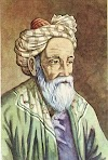 Omar Khayyam-Google Doodle Celebrating Today