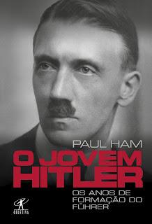 livro jovem hitler