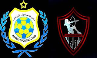 موعد مباراة الزمالك والإسماعيلي كورة 4 جول في الدوري المصري والقنوات الناقلة