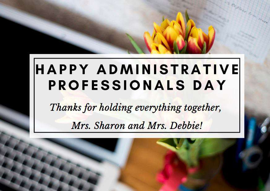 Administrative Professionals Day Wishes For Facebook