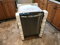 Behold - a new dishwasher