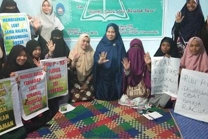 AILA Indonesia Diskusi dengan PII-wati dan Mahasiswa Kampus Tadulako