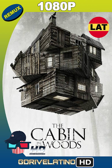 La Cabaña del Terror (2012) BDRemux 1080p Latino-Ingles MKV