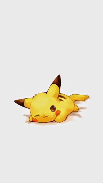 iphone cute pikachu wallpaper