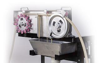 Model 6V Brill® Vertical Tube Type Oil Skimmer
