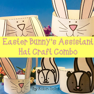 Easter Bunny's Assistant Craft for kids
