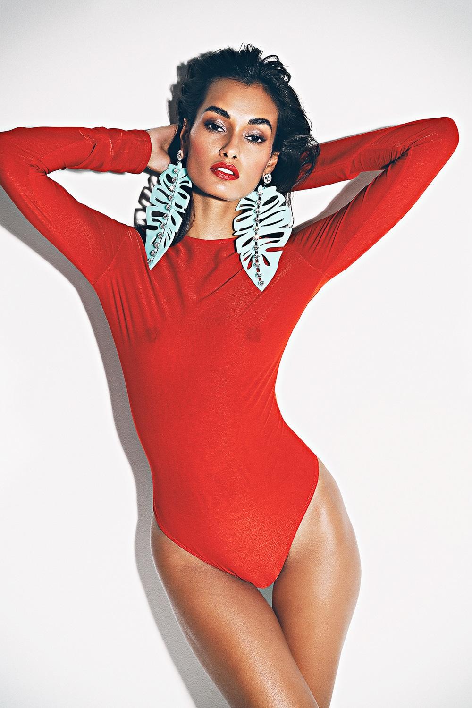 Bodysuit Bliss: French Magazine Spring/Summer 2018 Gizele ...