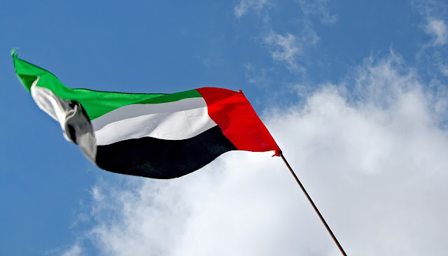 3rd November 2016 UAE Flag Day