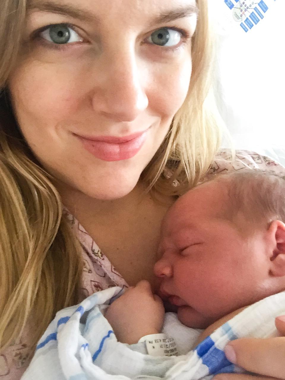 Charlie's Birth Story – Jane Graybeal