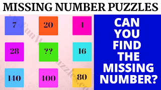 7 20 4, 28 ?? 16, 140 400 80 Can you find the value of the missing number?