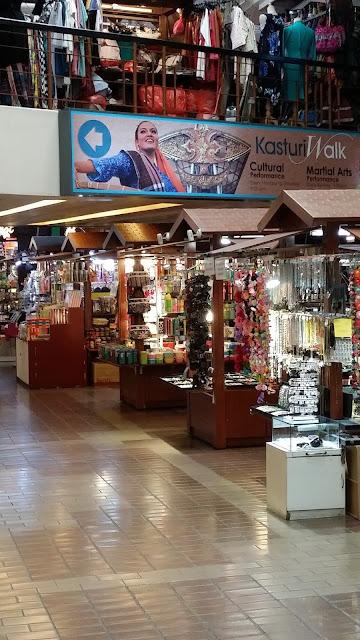 Interior de Central Market