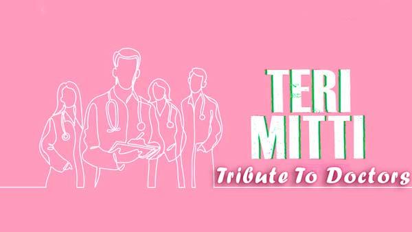 b praak teri mitti tribute to doctors lyrics