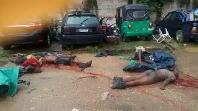 5 Armed Robbers Gun Down Police Yesterday In Calabar