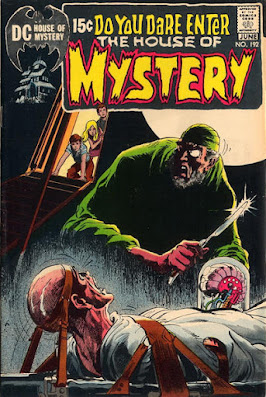 House of Mystery #192