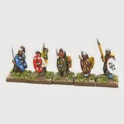 GAU4 Celtic Warband / Infantry.