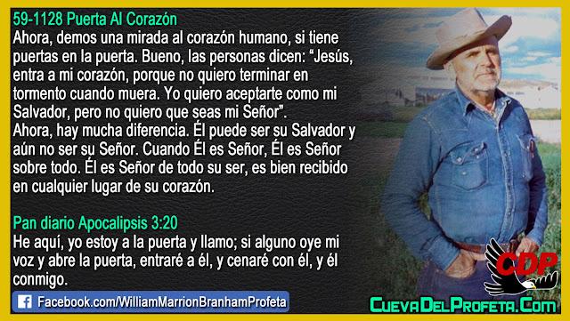 Una mirada al corazón humano - William Branham en Español