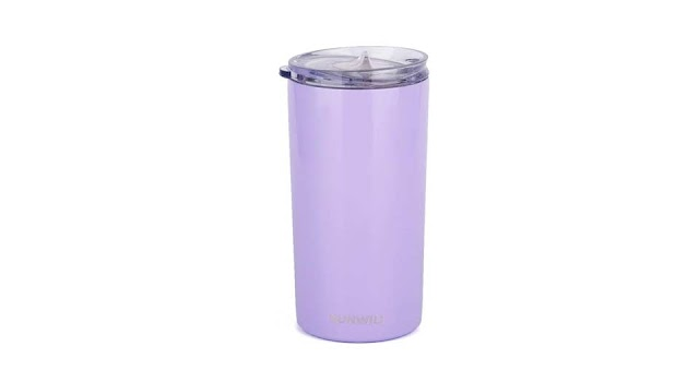 12 Oz Stainless Steel Simple Modern Tumbler