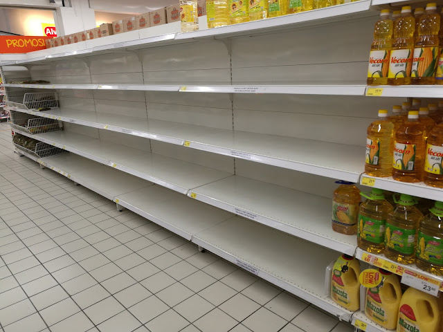 rasionalisasi harga minyak masak