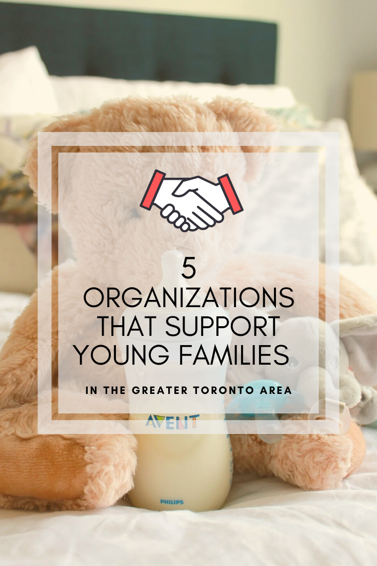 Five Organizations That Support Young Families in the Greater Toronto Area