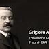 Grigore Antipa, săditor de cultură și știință românească