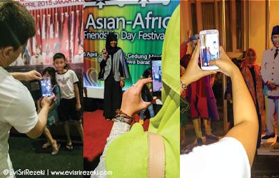 Konperensi Asia Afrika dan Foto Kekinian