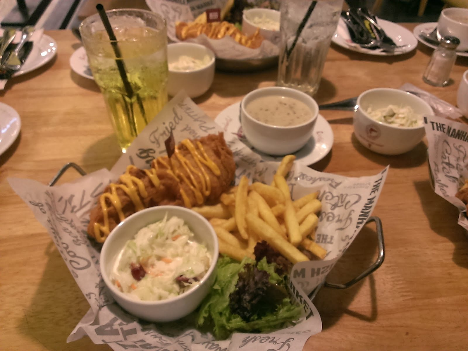 The Manhattan Fish Market - IOI City Mall, Putrajaya, Selangor