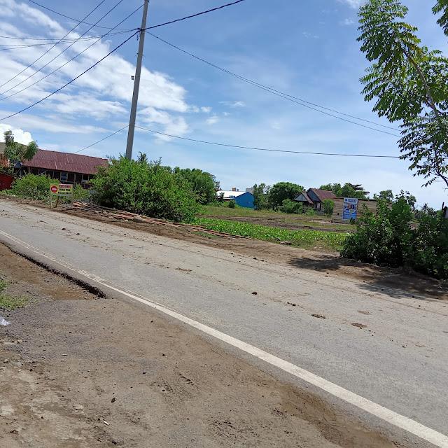 Warga Mulai Keluhkan Proses Aktivitas Pembangunan Perumahan di Samratulangi