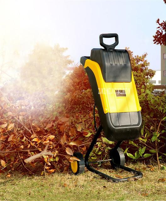 High Power Garden Shredders 220V 4500rpm