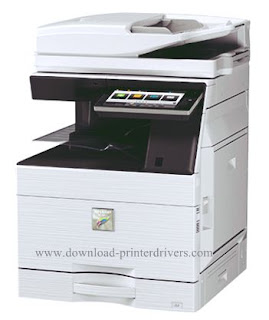 Sharp MX-5070N Printer Driver - Free Download