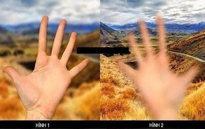 Giảm cận thị sau 1 tháng tập luyện đơn giản mà hiệu quả