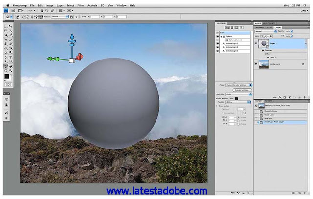 Adobe Photoshop CS4 Free Download