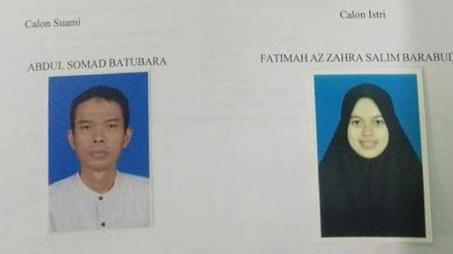 Berusia 19 Tahun, Inikah Sosok Calon Istri Ustaz Abdul Somad?