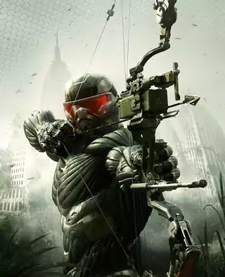 Crysis 3 fps best pc game under 10 gb