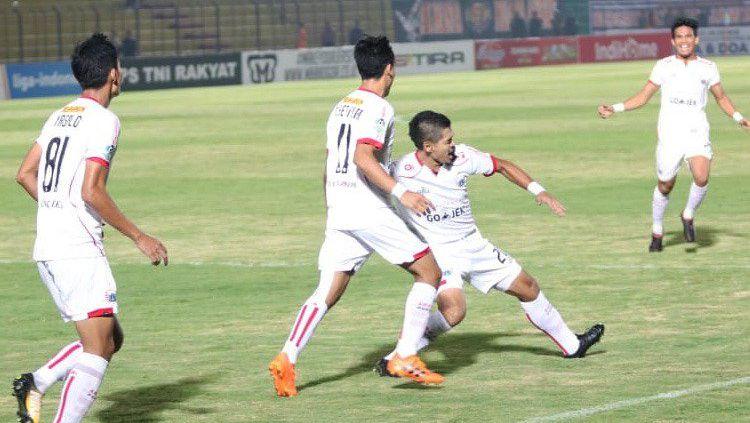 Video Cuplikan Gol Persija Jakarta 5-0 PS Tira | Pekan 13 Liga 1 Gojek 2018