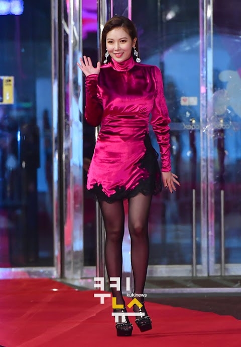 ✰PHOTO✰ Hyuna na 2016 SBS Gayo Daejun