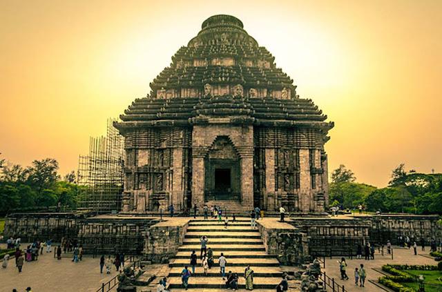 State of Orissa-Odisha - Map-Population-Culture-Economy-Districts-Tourism etc