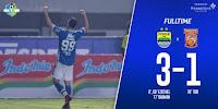 Persib Bandung vs Borneo FC 3-1 Video Gol