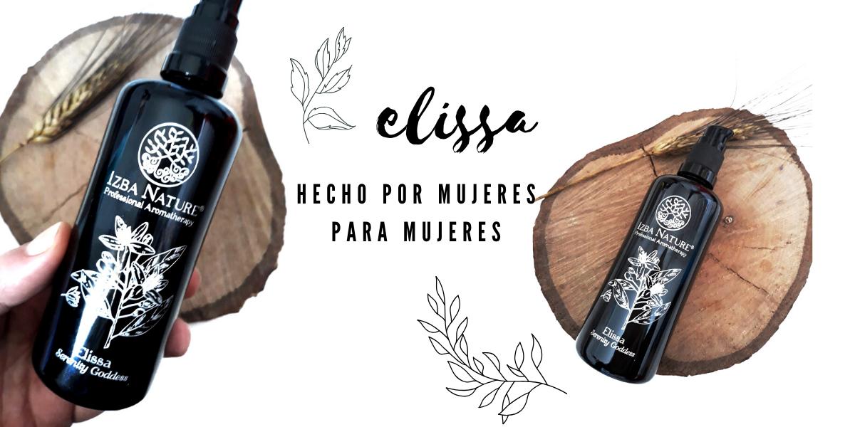 ELISSA, DIOSA DE LA CALMA