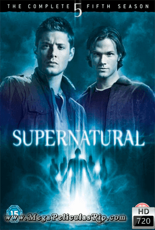 Supernatural Temporada 5 [720p] [Latino-Ingles] [MEGA]
