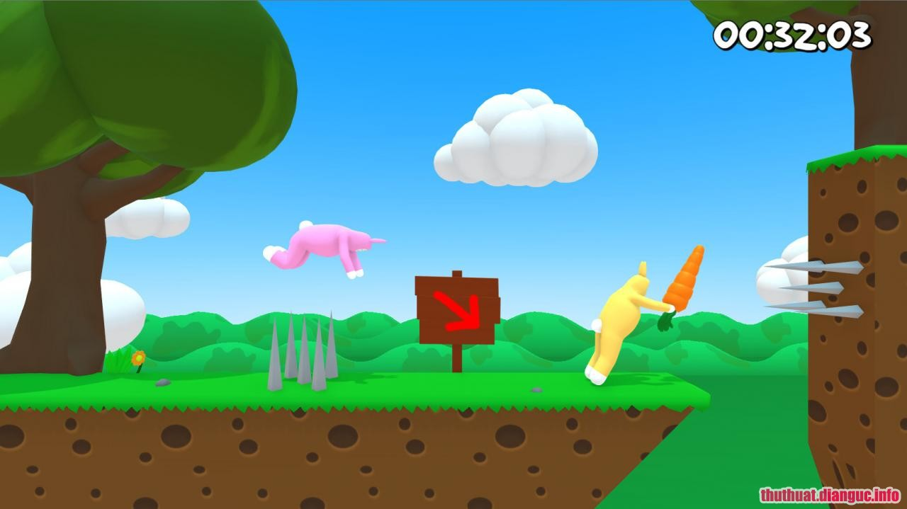 Download Game Super Bunny Man Full Crack, Game Super Bunny Man, Game Super Bunny Man free download, Game Super Bunny Man full