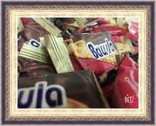 شوكولاتة بولا شوكولاتة العيد