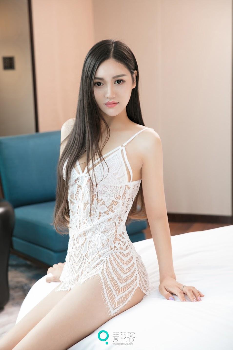 QingDouKe青豆客 NO091 2017.09.08 陈思琪 [50+1P-181M]