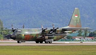 C-130B Hercules