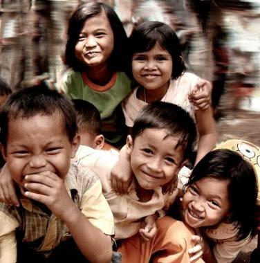 Puisi Senyum Anak Cempaka | Wardah Asyahri
