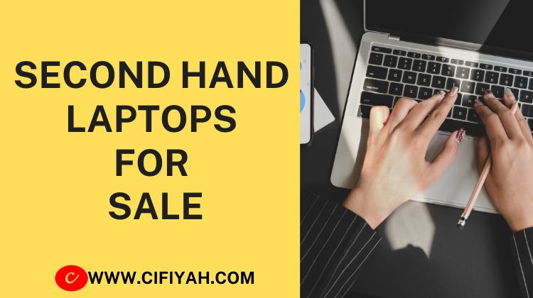 second hand laptops sale